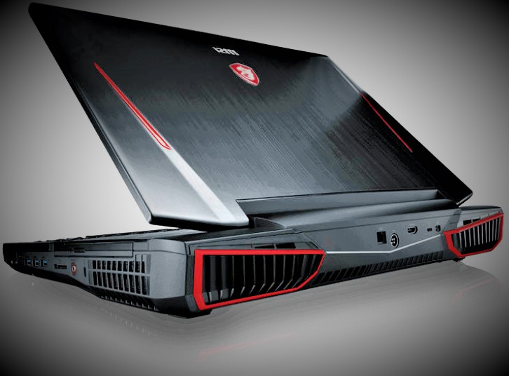 MSI Notebook GT72 2QE Dominator Pro
